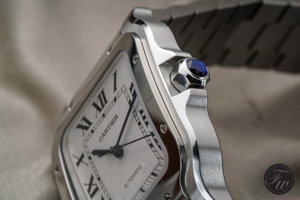 Cartier Santos SS.018