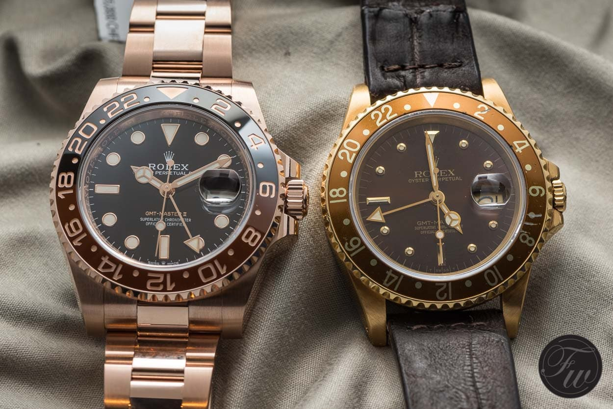 Hands-On With The Rolex GMT-Master II Everose Reference ...