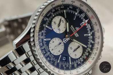 Breitling Navitimer 1 B01 Chronograph 43.006