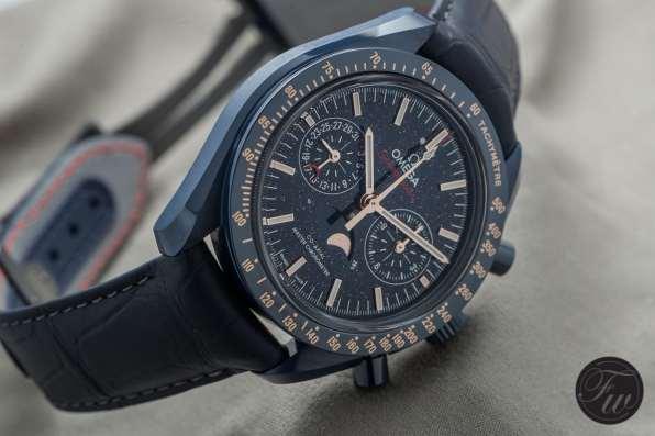 Omega Moonwatch Blue Ceramic Aventurine.007