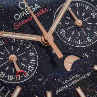 Omega Moonwatch Blue Ceramic Aventurine.016-2