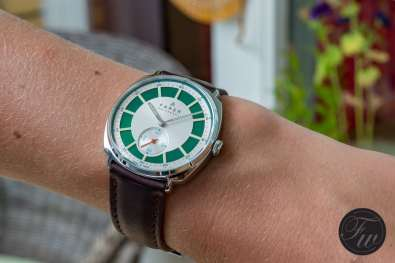 The Farer Manual Wind 37mm