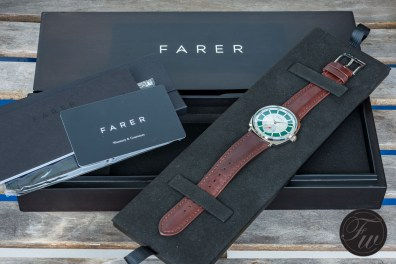 Farer Manual Wind 37mm