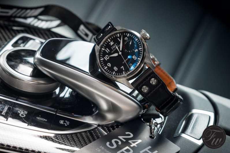 IWC Big Pilot AMG E63s Spa24H.007