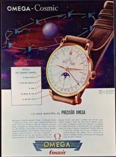 Omega Cosmic