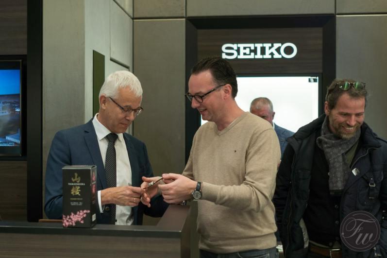 Seiko Boutique AMS.035