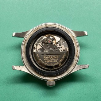 1111-Blancpain Fifty Fathoms Movement
