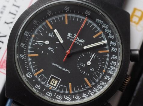 LeJour PVD Chronograph