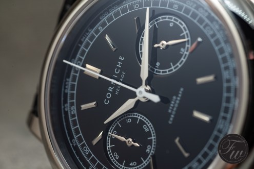 Corniche Heritage Chronograph