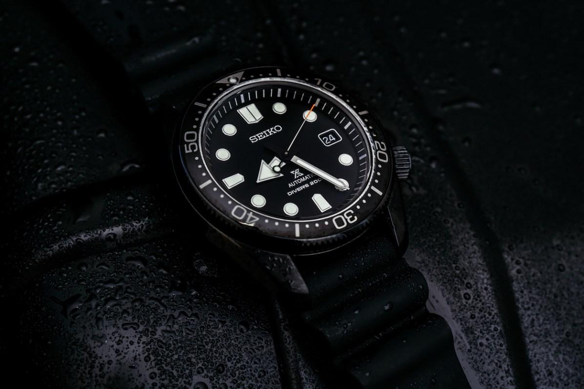 Seiko Prospex Diver SPB107 – Topper Limited Edition
