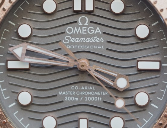 Omega Seamaster 300M Titanium Tantalum