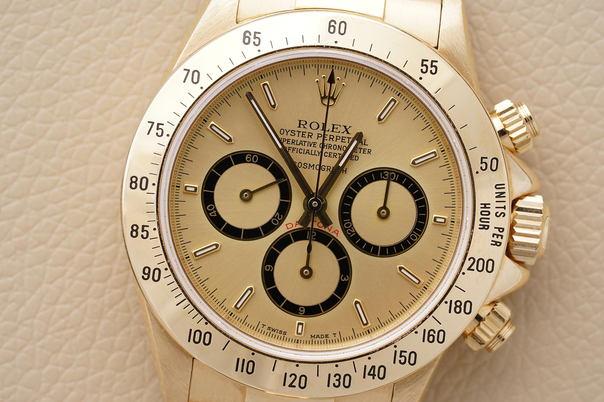 cheaper 18cce 7ec66 The Rolex Daytona 16528 That Was Gifted By Ayrton Senna