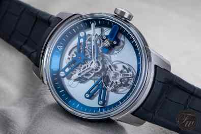 Angelus U20 Ultra-Skeleton Tourbillon2448