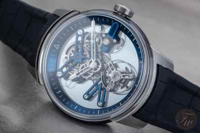 Angelus U20 Ultra-Skeleton Tourbillon2451