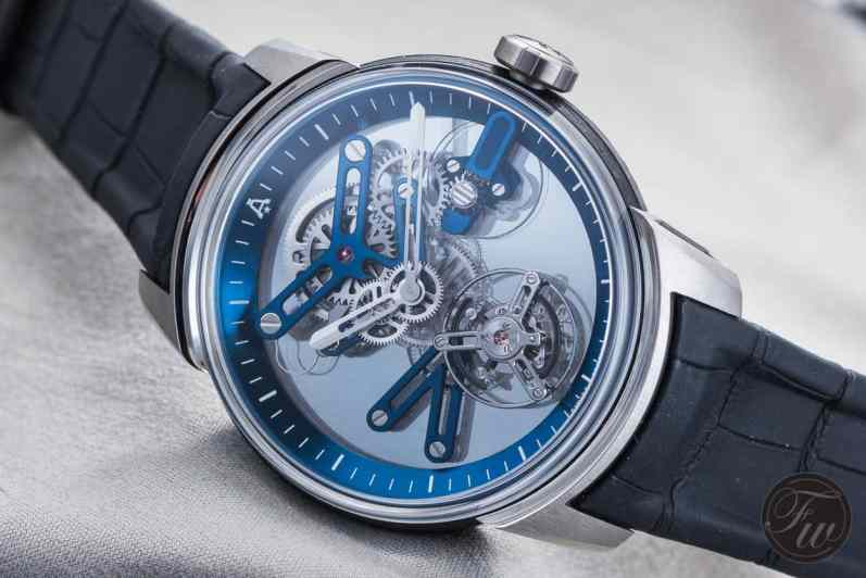 Angelus U20 Ultra-Skeleton Tourbillon2455
