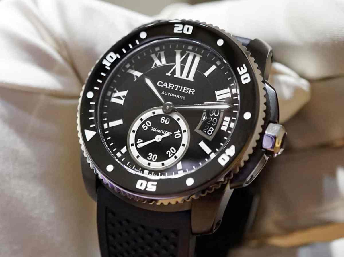 Cartier Calibre Diver ADLC