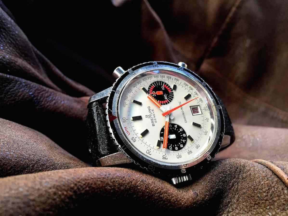 Chrono-matic ref.2110 from 1971