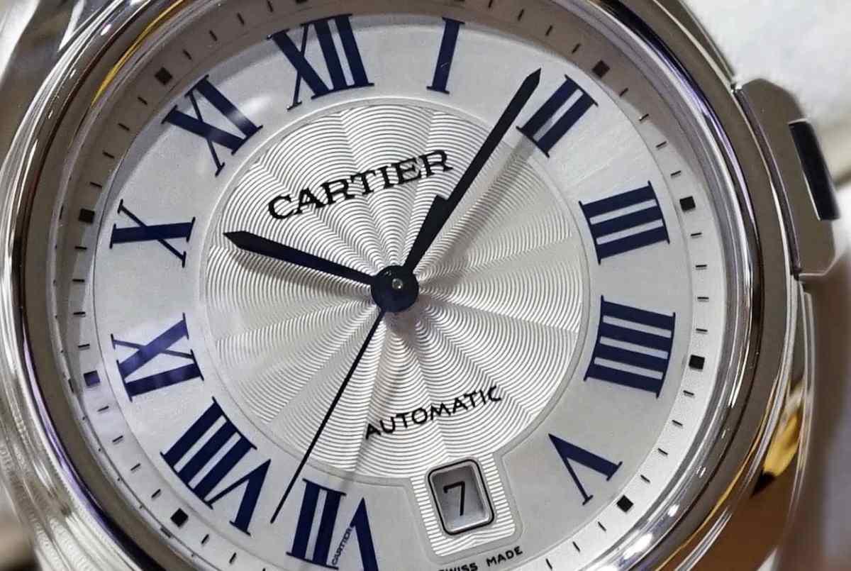 Clé de Cartier Dial