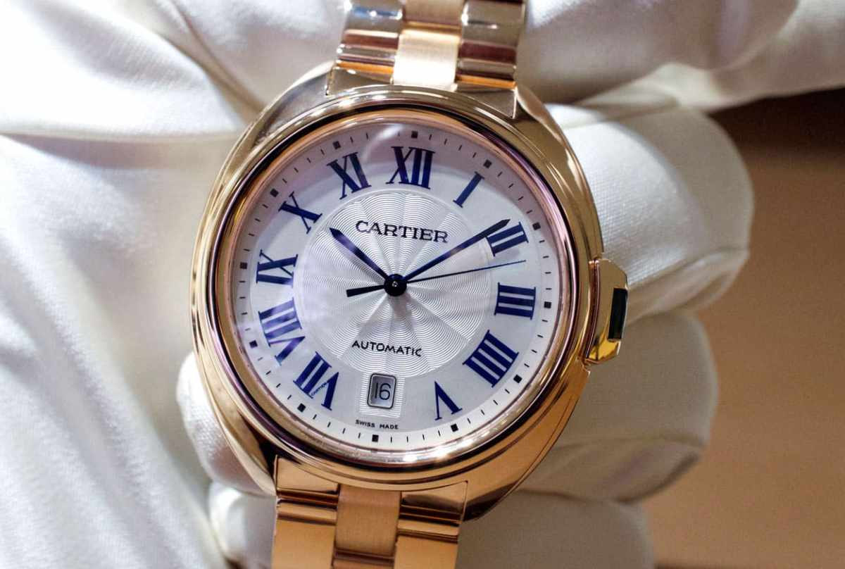 Clé de Cartier Pink Gold