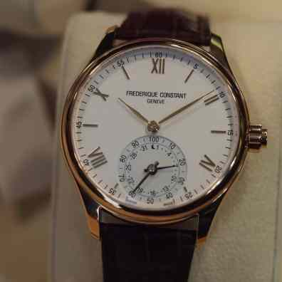 Frederique Constant Horological Smartwatch - Top 5 BaselWorld Watches