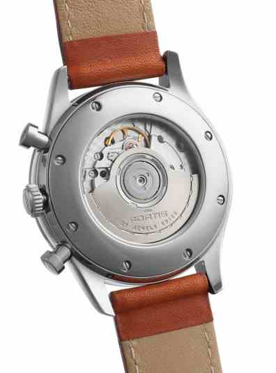 Dubois Depraz 2020 movement in the Fortis Terrestis Tycoon
