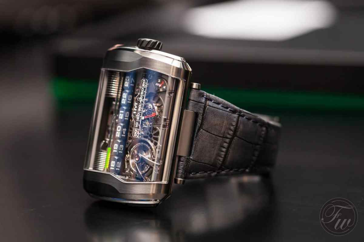 HYT H3 - Top 5 BaselWorld Watch