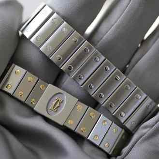 - Bracelets of both versions -