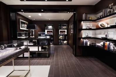 IWC BOUTIQUE AMSTERDAM SOFT OPENING