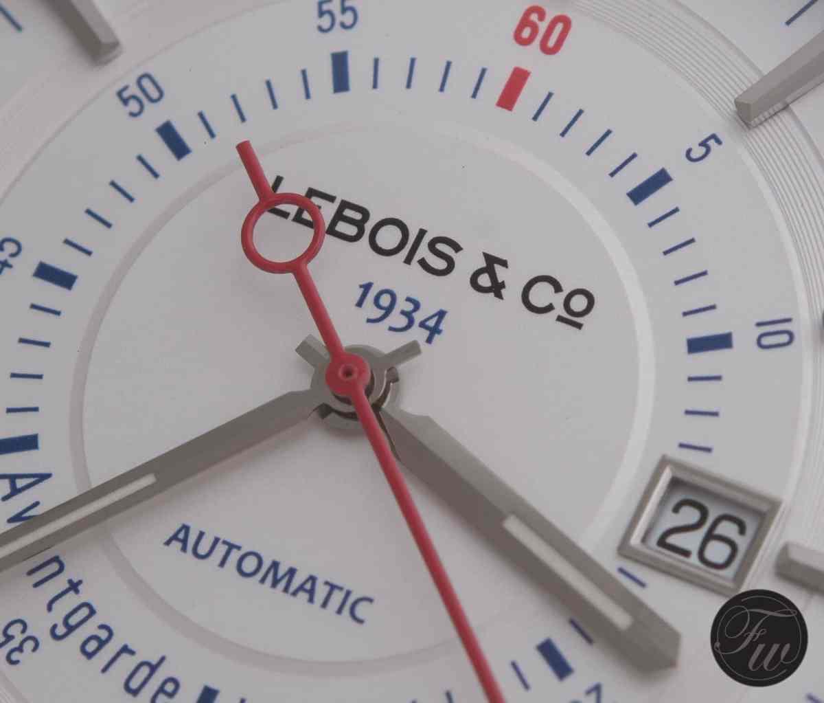 Lebois & Co Avantgarde Date