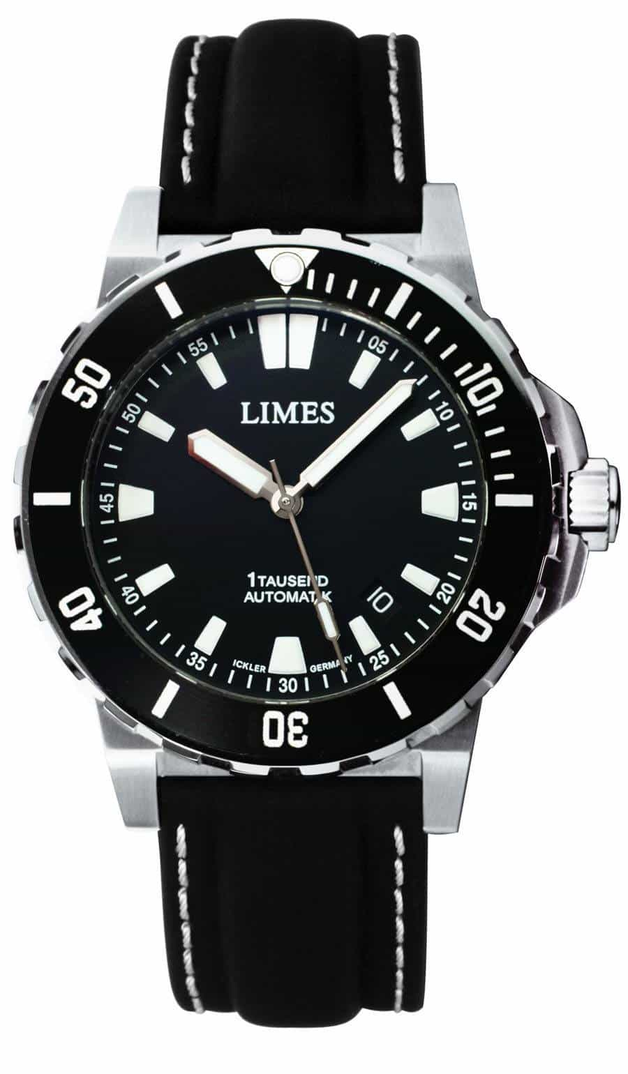 Diving watches - Limes Endurance II