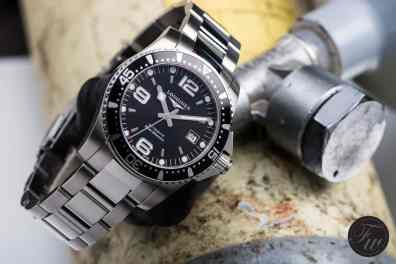 Longines HydroConquest Review