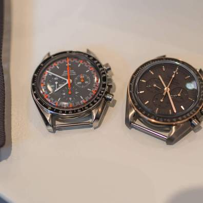 Omega Speedmaster Limited Editions