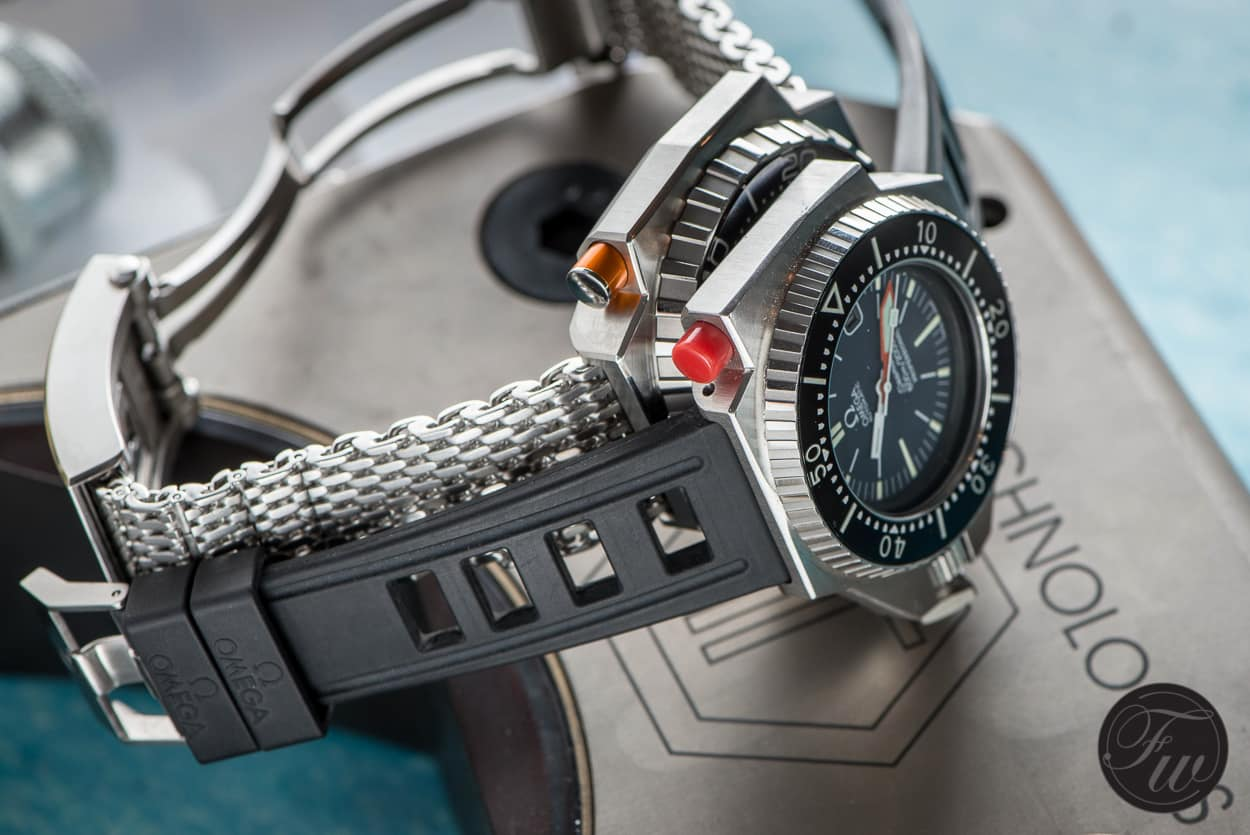 Hands On Omega Seamaster Ploprof 1200 Review