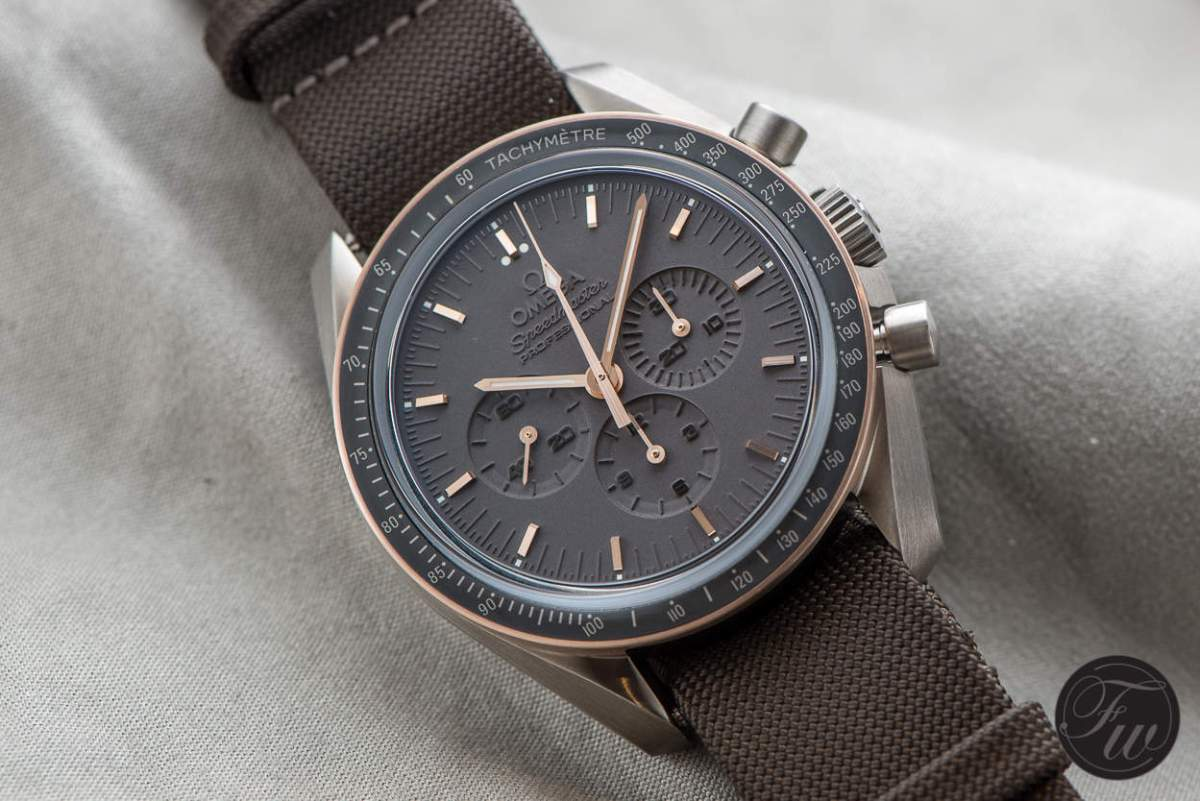 Omega Speedmaster Apollo XI 45th Anniversary Edition