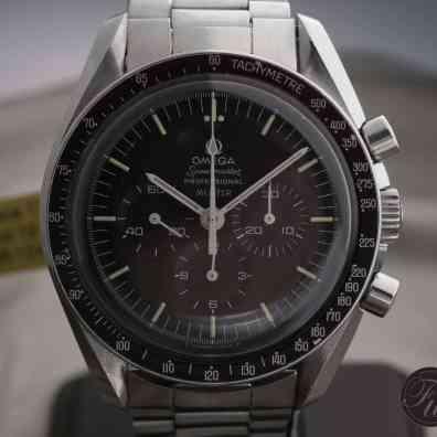 Christie's Omega Speedmaster 50 Auction
