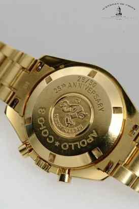 Gold Speedmaster Apollo Soyuz 3195.59