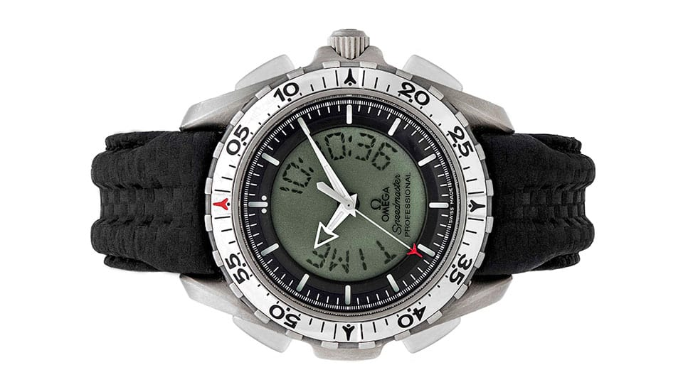 Speedy Tuesday – Your Chance To Own A Flown Speedmaster X-33-media-1