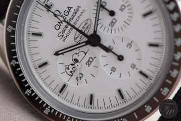 Top 5 Speedmaster Watches - Silver Snoopy Award