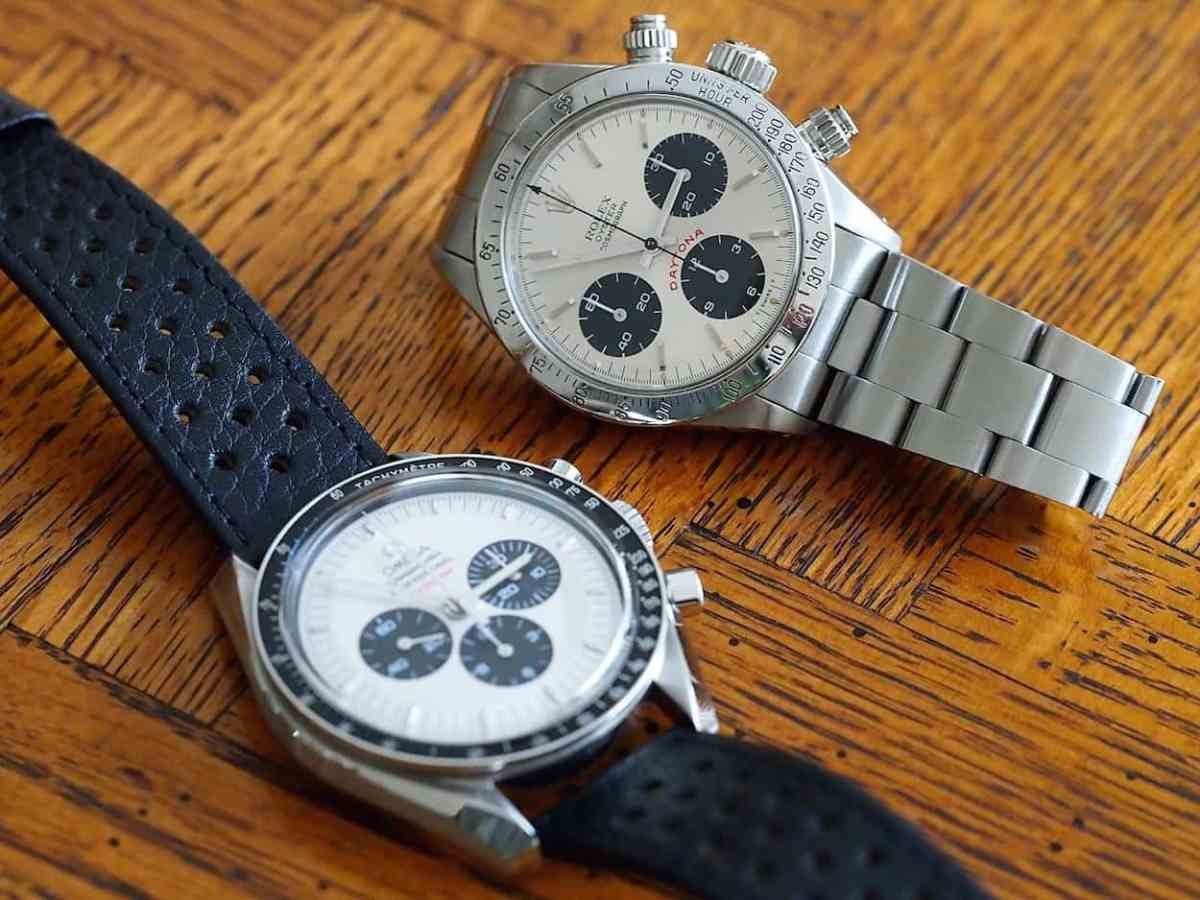 While it wasn't a Daytona that was tested for the Moonshot, I'm still pleased that Omega won the day - it's good to have different brands linked to different achievements.