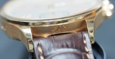 Sinn at Baselworld 2016: The 6200 Meisterbund I case maker SUG