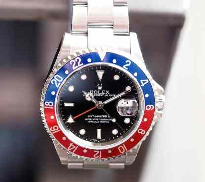 Rolex 16710 GMT-Master II useful