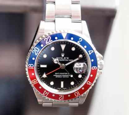 Rolex 16710 GMT-Master II useful