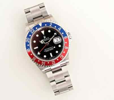 Rolex 16710 GMT-Master II is purposeful