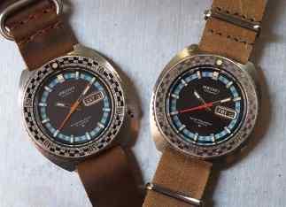 Seiko Rally Diver pair