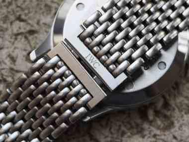 IWC Mark XII bracelet and clasp