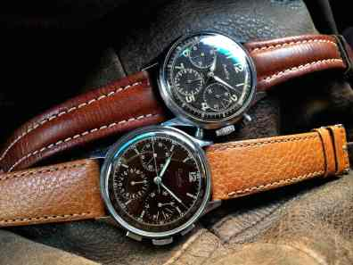 """Premier """"Huit"""" Military refs.734 & 765, late 1930's-early1940's"""
