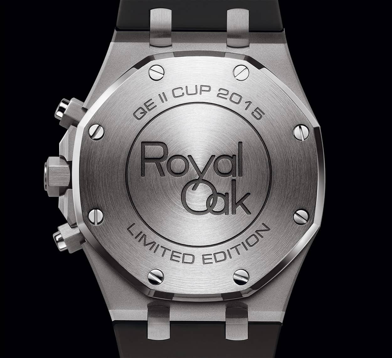 Audemars Piguet Royal Oak Chronograph Qeii