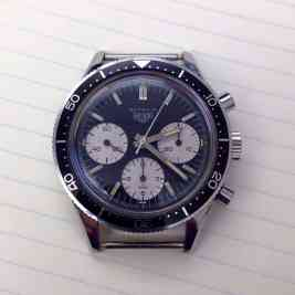 Heuer Autavia 2446 as purchased