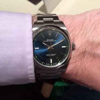 RolexOysterPerpetual114300