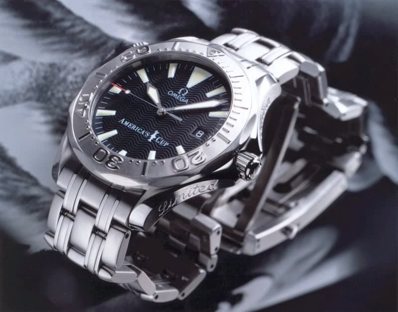 Seamaster 300M America's Cup